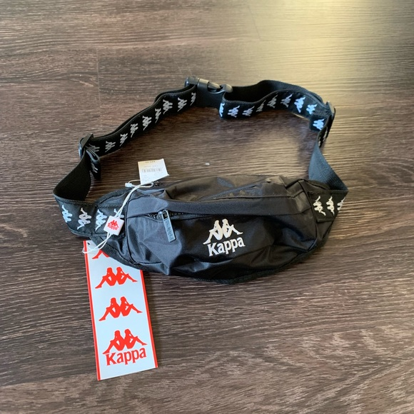 95c104851a Kappa Anais Sling Bag Black - NWT NWT